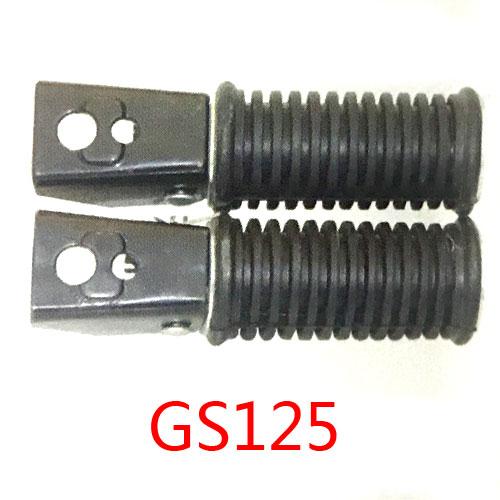 铃木GS125脚踏胶