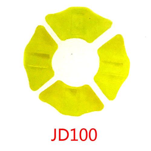 JD100缓冲胶块,jd100减震胶垫
