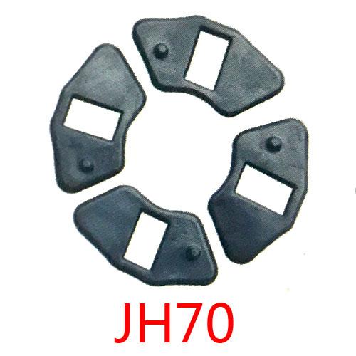 JH70配件,JH70缓冲胶块,jh70减震胶垫