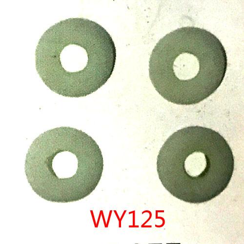 WY125缓冲胶块,WY125减震胶垫