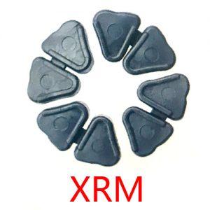 摩托车配件缓冲胶块 XRM减震胶垫