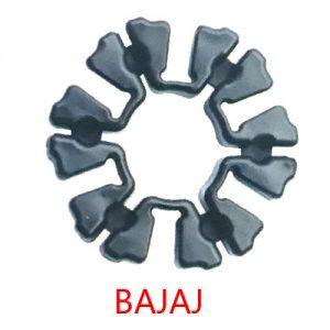 摩托车配件缓冲胶块 BAJAJ减震胶垫