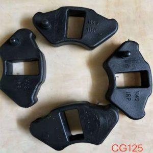 摩托车配件缓冲胶块 CG125减震胶垫
