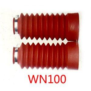 适用于WN100摩托车防尘套配件厂家批发-广星摩配