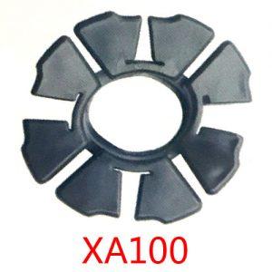 摩托车配件缓冲胶块 XA100减震胶垫