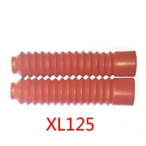 适用于五羊本田XL125摩托车防尘套配件厂家批发-广星摩配